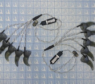 LED Resin Claws - Hands (v2)