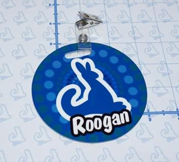 Badge, Round Custom (2 Sided)